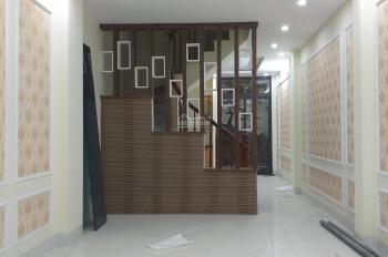 Bán nhà xây mới hiện đại 40m2x4Tx4PN đối diện sân bóng Mậu Lương, hỗ trợ NH. 2.4 tỷ 0985411194