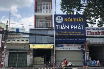 Cho thuê nhà mặt tiền Quang Trung, Phường 8, Quận Gò Vấp, DT 3.8x18.1m, DTSD: 268m2