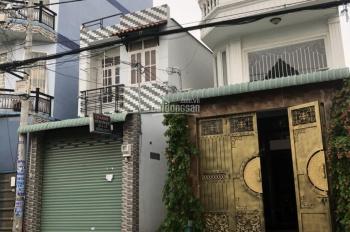 Nhà mặt tiền đường cách Hương Lộ 80B 50m. Sổ hồng riêng, 2.9 tỷ