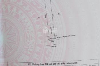 Bán đất Chơn Thành, Bình Phước mặt đường Phùng Hưng giá 144 triệu/m ngang