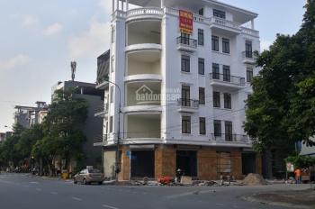 Cho thuê nhà 6 tầng mặt đường Âu Cơ, Bắc Ninh