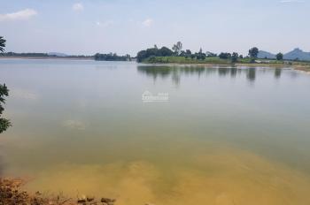 Bán đất bám mặt hồ cạnh khu đô thị Eco Valley Resort tại Lương Sơn, Hòa Bình với diện tích 3160m2