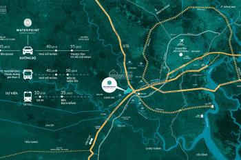 Nhà phố vườn Waterpoint 6x15m, giá chỉ 2,6 tỷ, view Central Park 090.769.7849