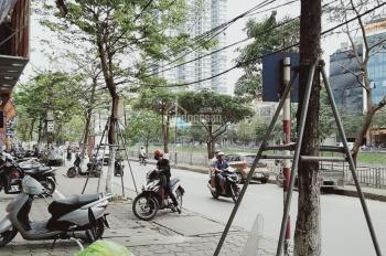 Bán gấp nhà đất mặt đường Kim Giang - Khương đình cách Ngã Tư Sở 2km, DT:105m2. Giá 115 triệu/m2.