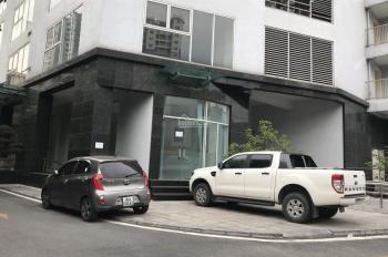 Văn phòng, dịch vụ, DT 96m2, tầng 3, tòa 536 Minh Khai, cạnh Times City, giá rẻ 14,5tr/th