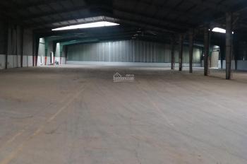 Cho thuê kho chứa hàng trong KCN Biên Hòa 1, DT từ 2000 - 5500 m2