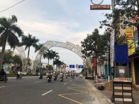 Chính chủ cần bán nhanh mặt tiền đại lộ Điện Biên Phủ góc 2 mặt tiền. LH: 0908.426.222 Nhân