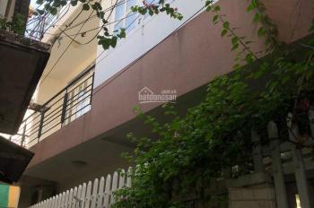 Bán nhà hẻm Dương Bá Trạc, phường 1, quận 8