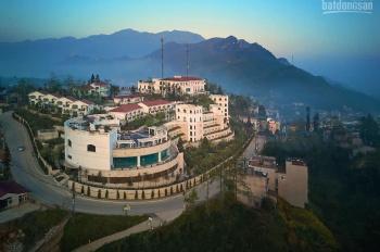 Bán lô đất 2600m2 tại trung tâm thị trấn Sapa. lh: 091.2233.023