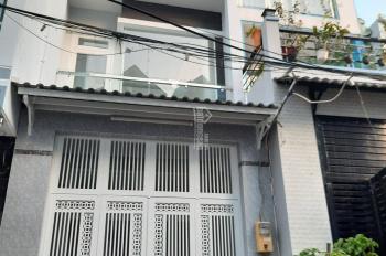 Cần bán gấp nhà mới xây HXH Phú Định, P16, Q8, DT: 3.5mx13m, 1 trệt 1 lầu SHR