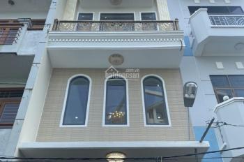 Nhà bán 1 lửng 3 lầu sau lưng Nguyễn Kim Quang Trung. Giá 8.5 tỷ