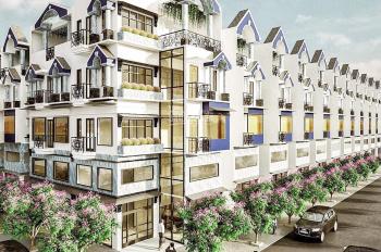 Nhà phố kinh doanh trả góp mặt tiền đường An Dương Vương