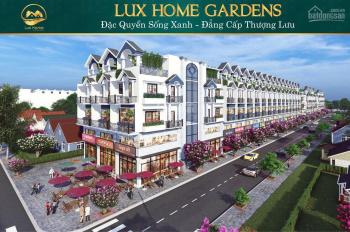Nhà phố kinh doanh khu Tây Sài Gòn, mặt tiền đường An Dương Vương, Q8