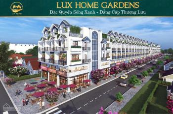 Nhà phố kinh doanh mặt tiền An Dương Vương