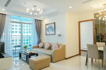 Cho thuê căn hộ cao cấp 1 phòng ngủ 50m2 Không  Nội Thất (Vinhomes central Park Bình Thạnh )