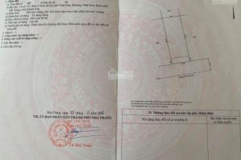 Bán đất lô 135 khu 9 - Huỳnh Văn Nghệ - khu biệt thự lấn biển Vĩnh Hoà - P. Vĩnh Hoà - Nha Trang