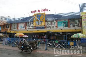 Đất MT Phan Thanh Giản, Lái Thêu, Bình Dương, ngay chợ Lái Thiêu, SHR 1,5 tỷ, 100m2, LH: 0937729660