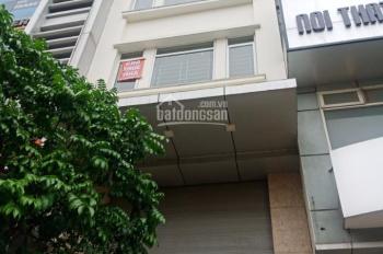 Cho thuê nhà ngõ 2 Trần Cung, Nghĩa Đô, Cầu Giấy 50m2 x 5T thông sàn, ngõ ô tô. Giá 13tr/th