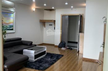 Bán căn hộ 75m,2 phòng ngủ,Nội thất cơ bản giá 1t5 bao phí chung cư:The Pride,LH:0337815432