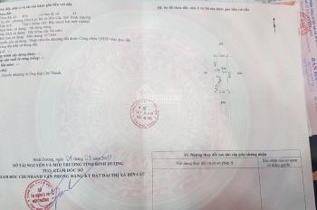CẦN BÁN ĐẤT HOÀ LỢI GẦN UBND PHƯỜNG HOÀ PHÚ 72m2/ 500tr