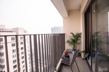 Cho thuê căn hộ studio để ở - làm văn phòng tại Vinhomes D'capitale, full nội thất cao cấp