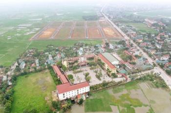 Đất nền Đông Sơn mặt bằng 1879 huyện Đông Sơn - Thanh Hóa