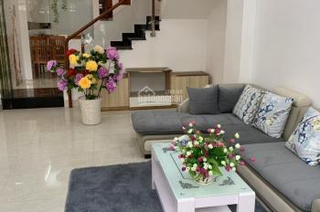 Nhà full nội thất HXH đường Lê Văn Thọ, P16, Gò Vấp