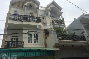 Bán nhà 1 trệt  2 lầu 4x16m giá 3.5 tỷ, Hẻm 6m  Nguyễn Anh Thủ , P. HT, Q12. LH: 0933805479