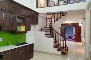 Bán nhà 6 phòng ngủ gần mặt phố Giảng Võ Kim Mã Ngọc Khánh Ba Đình 45m2 x5T xây mới giá 5,2 tỷ
