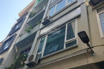 Cho thuê căn nhà 40m2 xây 4,5 tầng tại ngõ 201 phố Trần Quốc Hoàn, cạnh cổng sau trường đại học