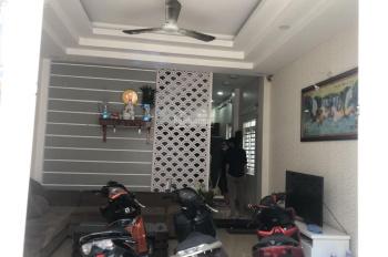 Bán nhà 2 MT HXH Nguyễn Kiệm, 75m2, 4 tầng, 8,2 tỷ LH 0705692222