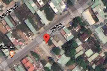 Bán đất mặt tiền đường Vũ Lăng, Hòa Phát, Cẩm Lệ, Đà Nẵng