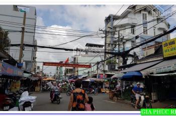 Vị trí VIP ngay chợ Nguyễn Sơn, MT Hoàng Ngọc Phách 4x21m (NH 5m) 1 lầu giá 14,1 tỷ