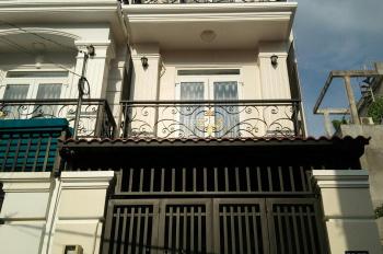 Giảm giá 300 triệu bán ngay nhà đẹp gần đường Hiệp Bình, HBC, 4 x18m, 3 lầu. 4PN, sân ô tô