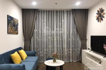 Cho thuê căn hộ Vinhomes West Point, 2 phòng ngủ, full nội thất cao cấp, DT 75m2, giá 15tr/th