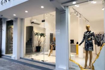 Cho thuê nhà mặt phố Trần Đại Nghĩa 60m2 x 4 tầng, MT 6,6m, riêng biệt. LH: 0946850055