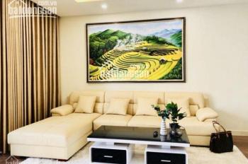 Cho thuê căn hộ Sun Square căn góc rộng 115m2 có 3 phòng ngủ, đầy đủ đồ cơ bản, giá 12 triệu/tháng