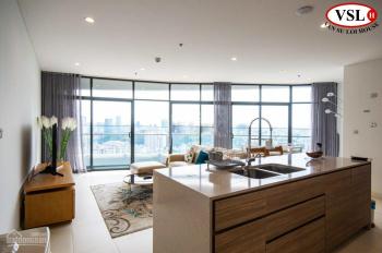 Căn hộ CITY GARDEN cho thuê 2PN-108m2|Full nội thất-View thành phố|1700$/tháng NET-LH:0906719788