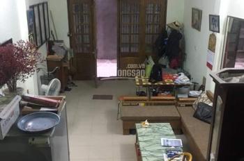 Bán nhà 4 tầng ngõ 381 phố Nguyễn Khang, ngõ rộng ô tô vào nhà, mặt tiền 4m. Giá 4,6 tỷ