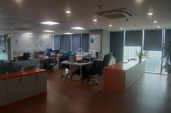 Chia sẻ 80m2 văn phòng đầy đủ đồ tại tòa Centre Buliding Thanh Xuân giá 20tr/th có phòng họp chung