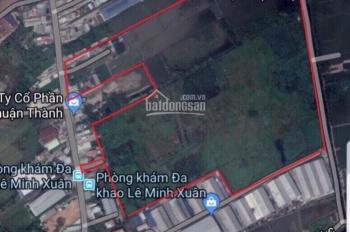 Bán đất dự án khu công nghiệp 14ha mặt tiền Trần Đại Nghĩa, Bình Chánh.