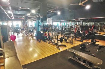 Chính chủ cho thuê mặt bằng kinh doanh phòng gym, văn phòng 200m2, mặt tiền đường lớn, P15 TB