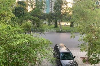 Bán biệt thự song lập thương mại Mimosa - Ecopark. Diện tích 245m2. View hồ, có thang máy