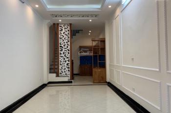 Bán nhà phân lô ngõ 121 Kim Ngưu, Hai Bà Trưng, DT 36m2x5 tầng, xây mới cực đẹp, giá 3.5 tỷ