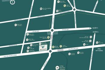 Siêu phẩm trung tâm hành chính Bình Chánh West Gate - sổ hồng lâu dài - giá chỉ từ 33 - 35tr/m2