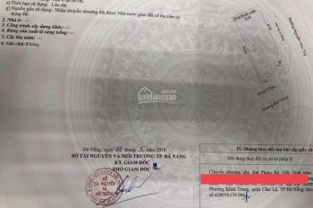 Bán đất Khuê Trung, Cẩm Lệ góc Đội Cung và Nguyễn Nho Tuý