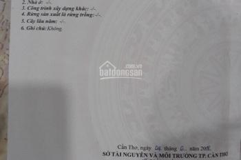 Bán nền đường Số 9 KDC Văn Hóa Tây Đô, Hưng Thạnh, Cái Răng, Cần Thơ