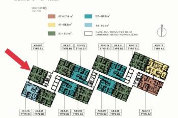 Cần bán gấp căn hộ Diamond Alnata Plus Chênh lệch siêu hấp dẫn, được sử dụng tiện ích Centery