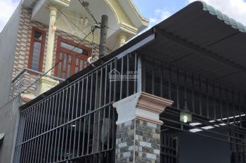 Nhà trệt lầu mới 95m2, đường Huỳnh Tấn Phát ô tô thông, Đông Hòa, Dĩ An, BD