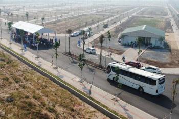 Bán đất nền 100% thổ cư dự án Lago Centro nền gốc 2 mặt tiền K-16